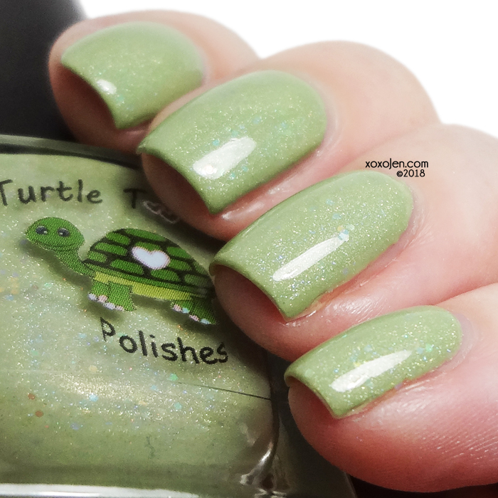 xoxoJen's swatch of Turtle Tootsie Blow Your Nose!