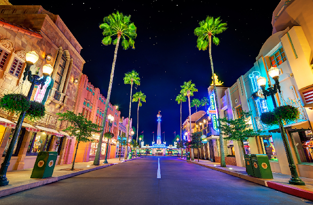 Parque Hollywood Studios na Disney em Orlando