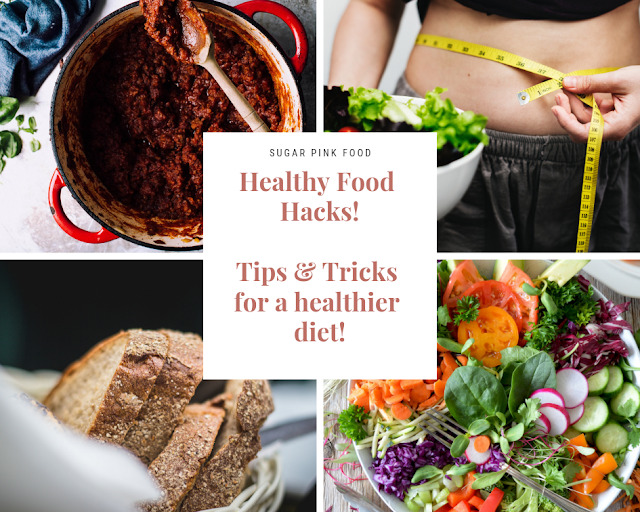 Healthy Food Hacks