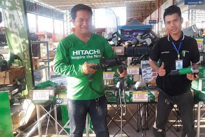 Buriram Home Building Hitachi Tools 2018 Sale