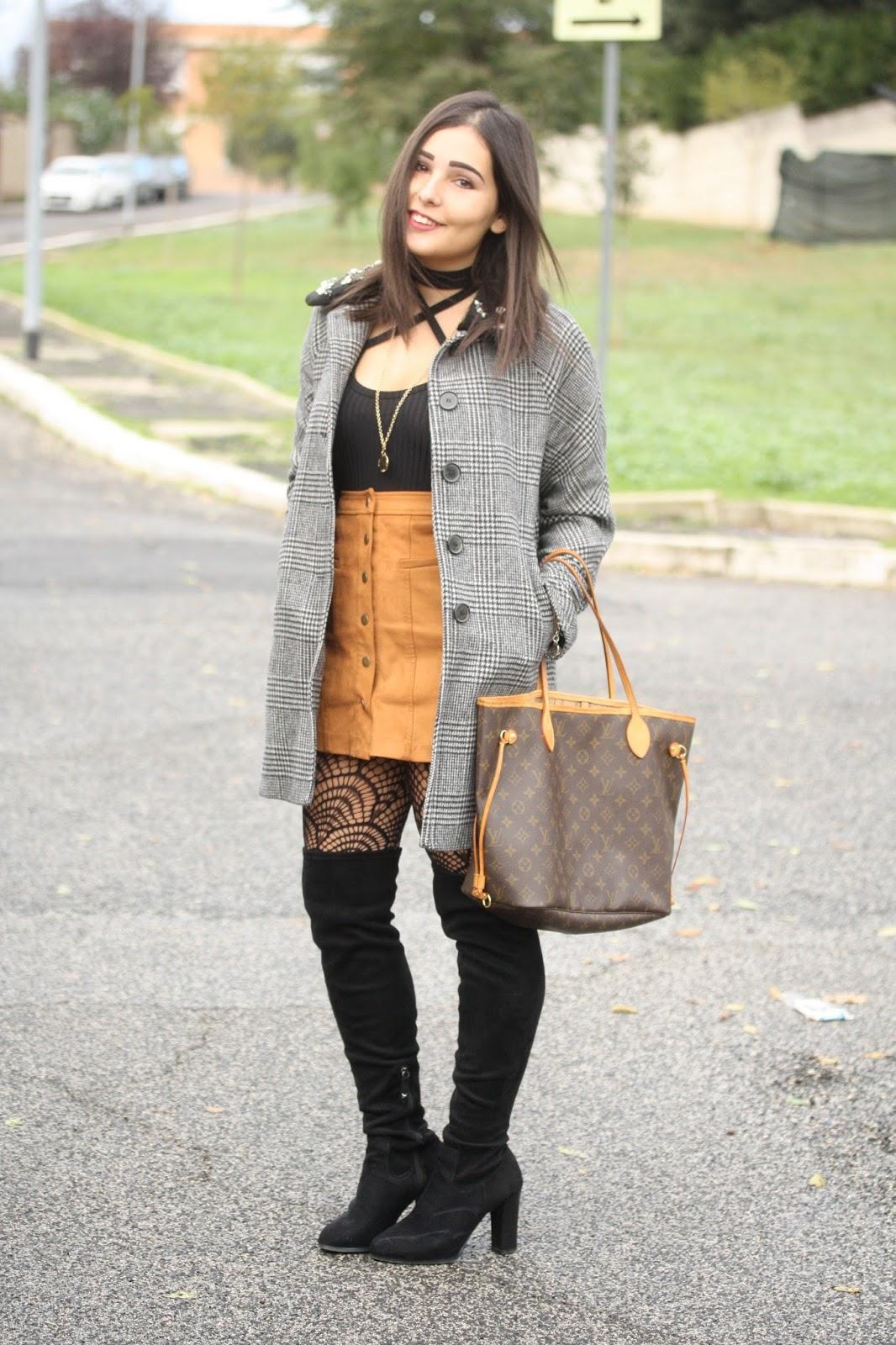 the latest 8de34 5c4fe Only Shopping Blog - Fashion Blogger: Con una gonna ...
