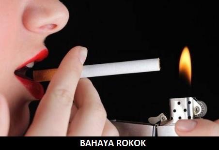 100 Bahaya Kandungan Rokok dan Bahaya Rokok