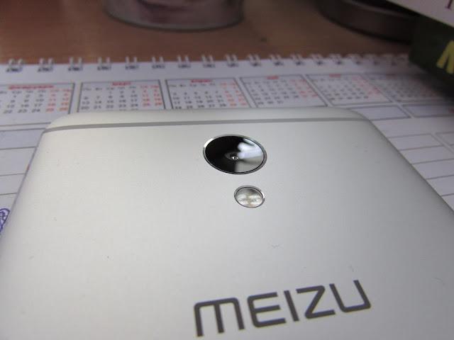 Meizu M5 Note Camera and Flash