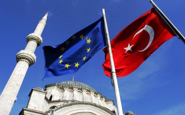 ΕΕ: Κατάργηση της βίζας για Τουρκία μόνο με αναγνώριση της Κύπρου
