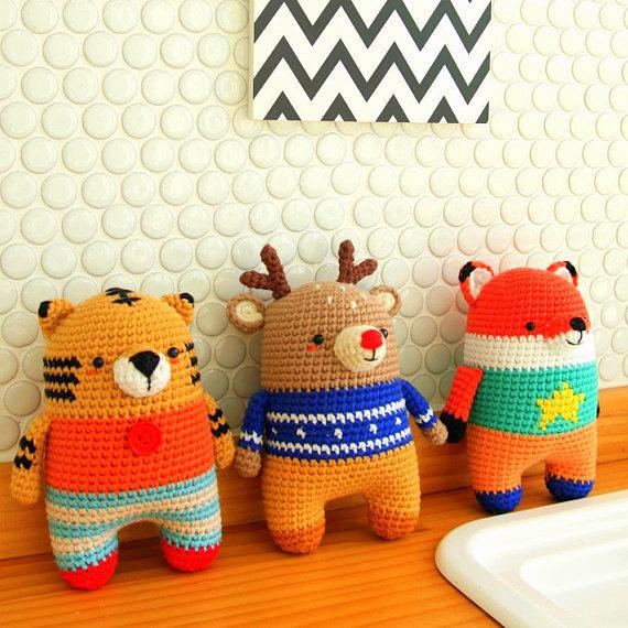 Amvabe Crochet Big Bebez Crochet Designer