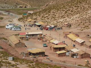 Povoado de Machuca Atacama