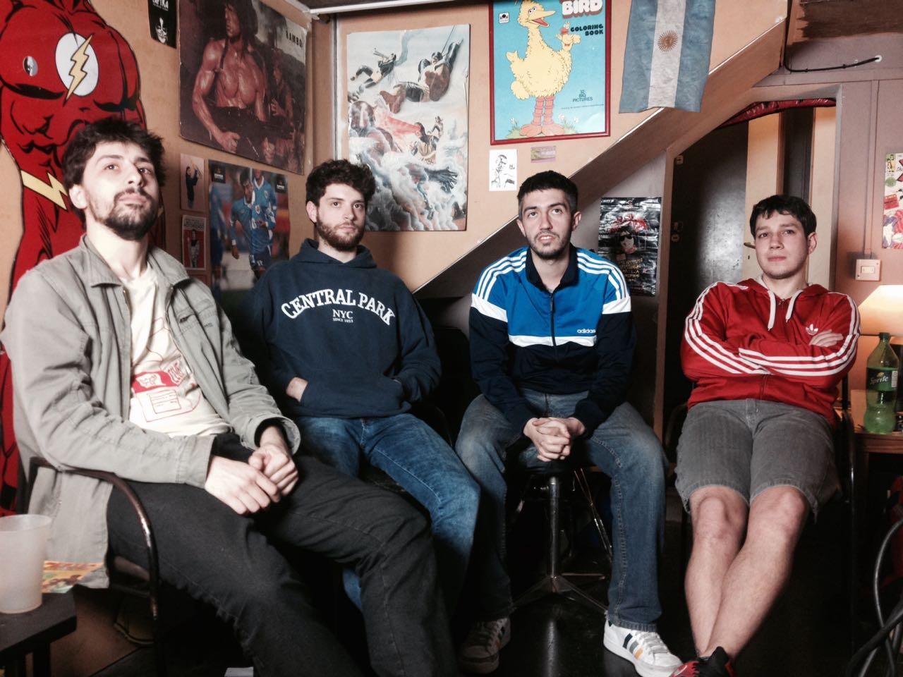 APU TV: entrevista a la banda de rock indie, Bestia Bebé