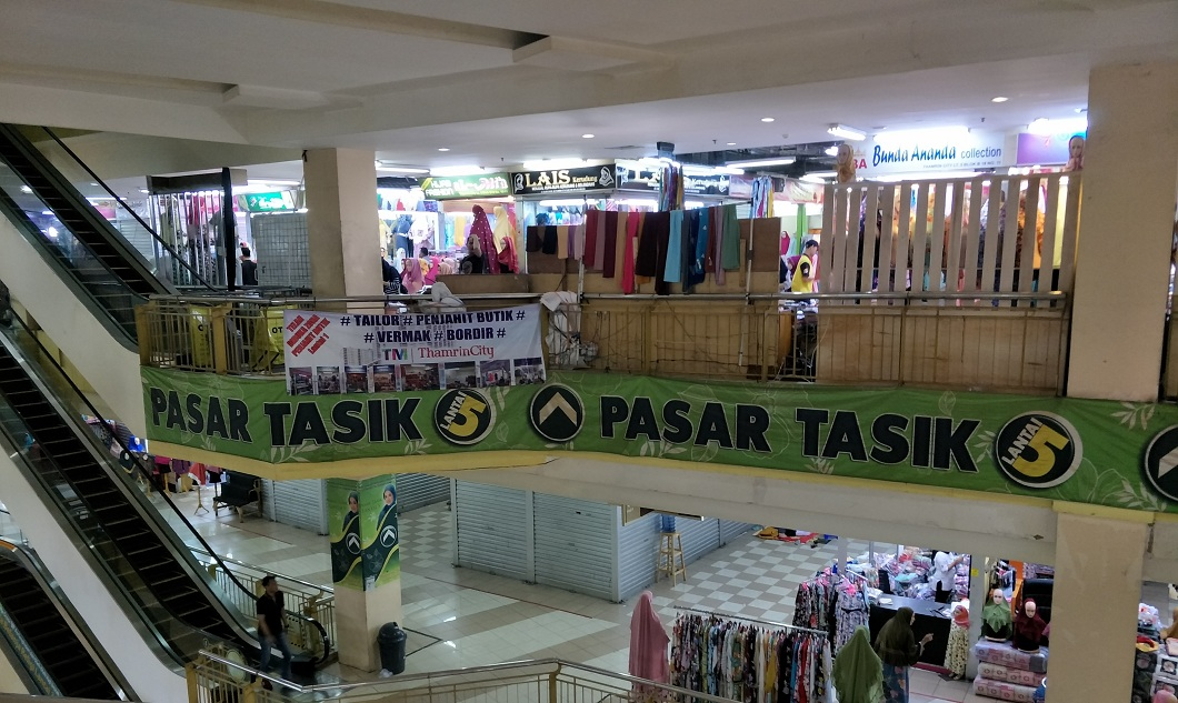 Pasar Tasik Thamrin City -dokpri 5c2c4ab496