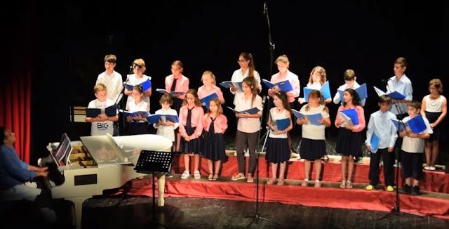 Η παιδική χορωδία του Δήμου Ναυπλιέων ΔΟΠΠΑΤ  ξεκίνησε και φέτος τις πρόβες της