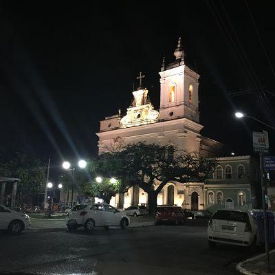 Iglesia de San Antonio. Salvador de Bahía.