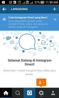 Langkah Membuat Instagram dari nol