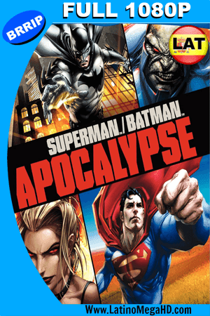 Superman/Batman: Apocalypse (2010) Latino Full HD 1080P (2010)