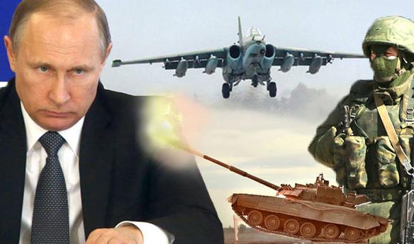 Ο Πούτιν έδωσε εντολή να καταρριφθούν τουρκικά αεροσκάφη αν πετάξουν κοντά στα τουρκο-συριακά σύνορα