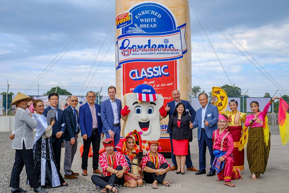 Gardenia expands operations in Mindanao, inaugurates bread plant