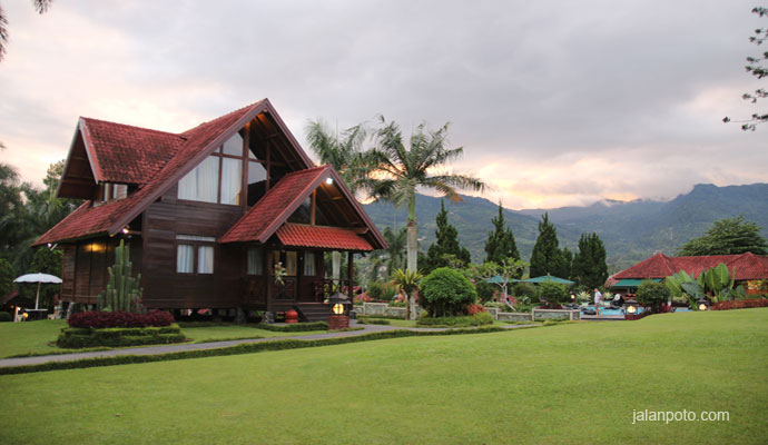 Hotel Citra Cikopo puncak Bogor