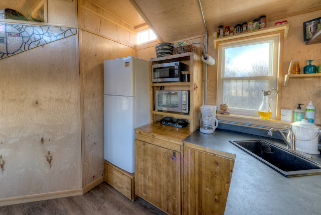 Lewis and Clark Tiny House