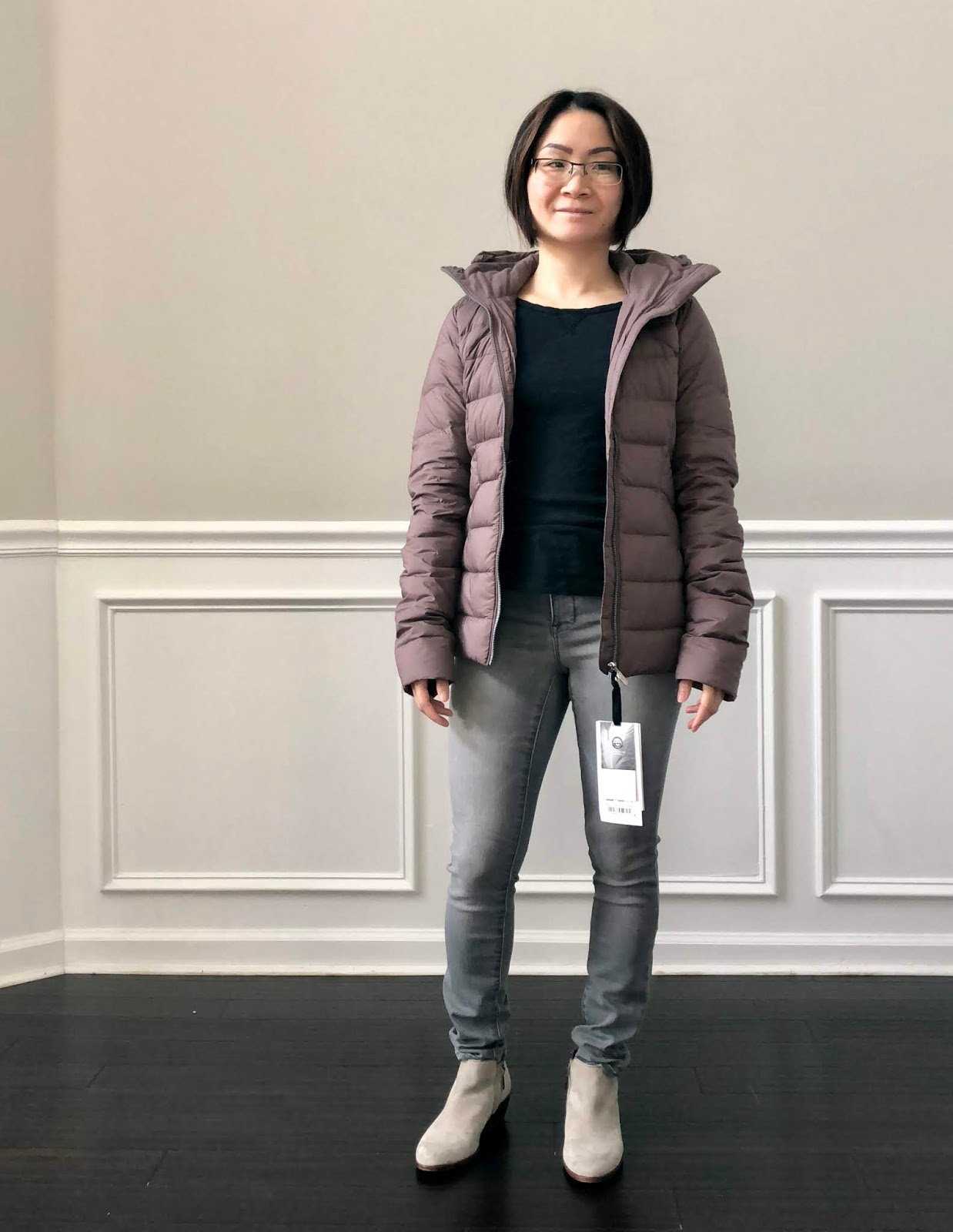 Petite Impact Fit Review Friday Pack It Down Jacket