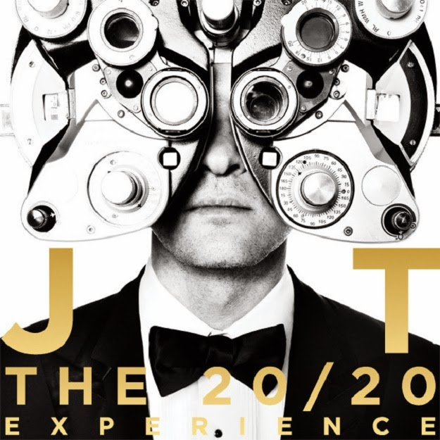 Albums Of The Year 2013 - Justin Timberlake - The 20/20 Experience