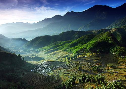 Explore a beautiful mountainous land: Lai Chau