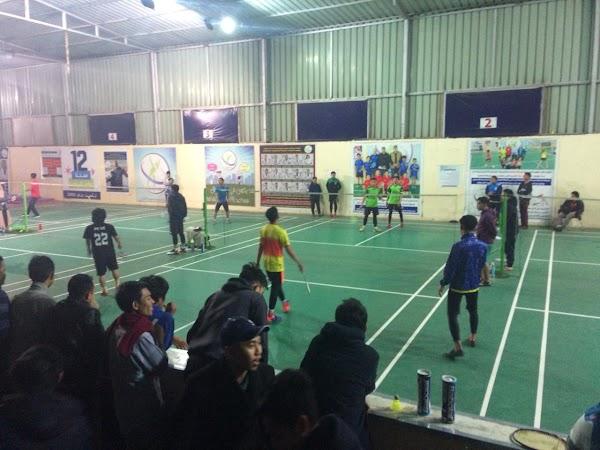 Meriahkan HUT KMKM ke-61, KMKM Open Badminton Cup Kembali Dihelat