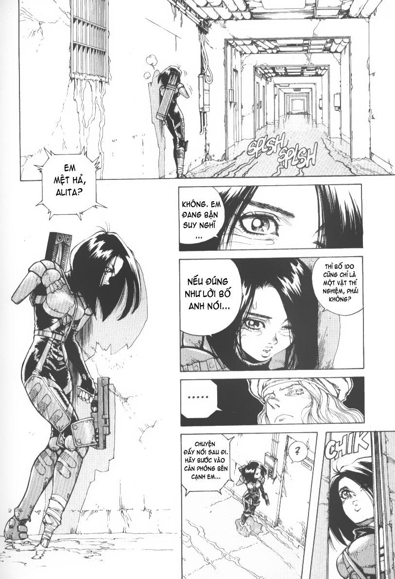 Battle Angel Alita chapter 48 trang 34