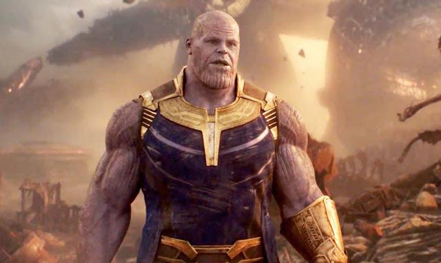 نسخة البلوراي من فيلم الحرب اللانهائية Avengers: Infinity War لن تحتوي على 30 دقيقة إضافية حول ماضي ثانوس