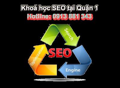 Khóa học SEO Website tại quận 1 của học viện MOA