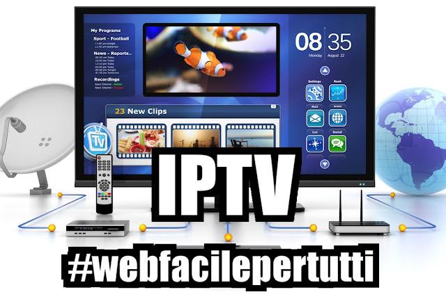 IPTV lista emittenti video italiane e altre