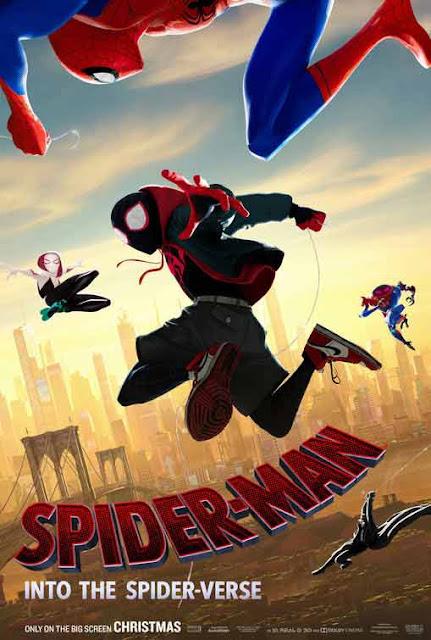 الإصدارات العالية الجودة HD في شهر فبراير 2019 February فيلم spiderman into the spider verse