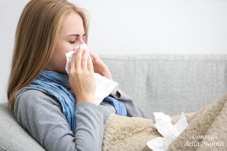 come curare il raffreddore con i suffumigi