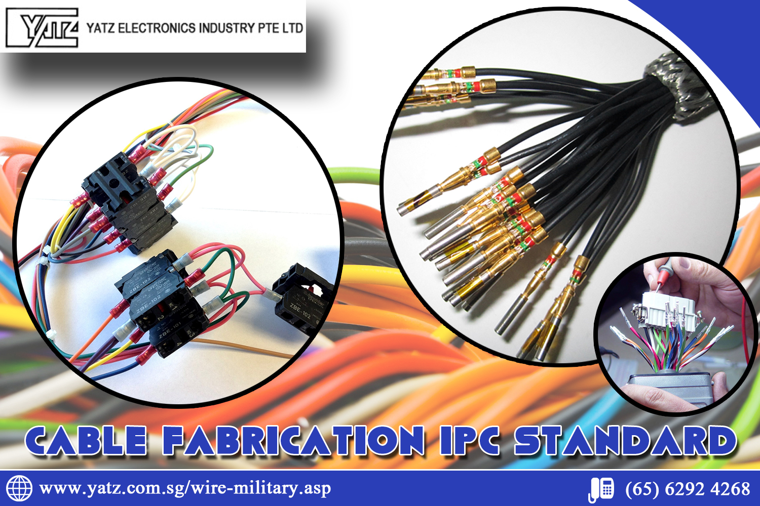 Advance Printed Circuit Board Assembly Cable Fabrication Wiring Types 5 Ribbon Cables