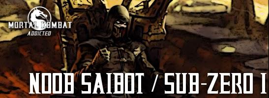 Noob Saibot - Biografia e caratterizzazione