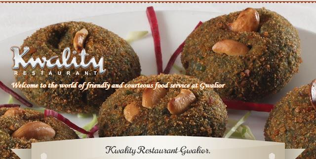 Kwality Restaurant Gwalior