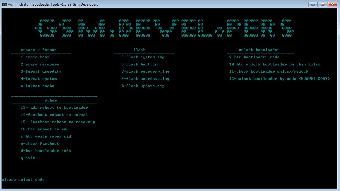 Bootloader Tools V1 0 by Gsm Developers free download here