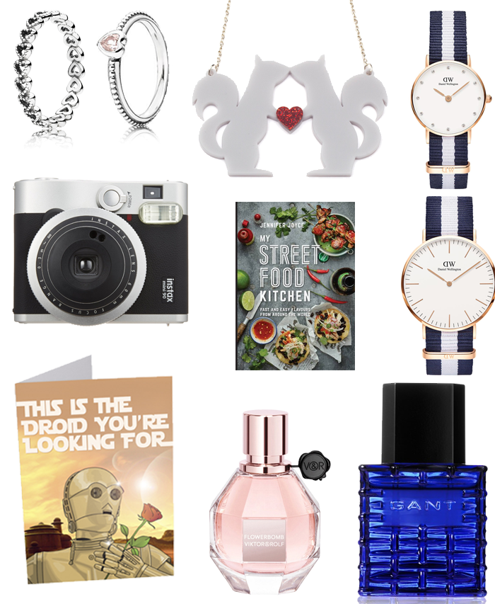 Valentine's Gift Ideas | Colours and Carousels - Scottish Lifestyle, Beauty and Fashion blog