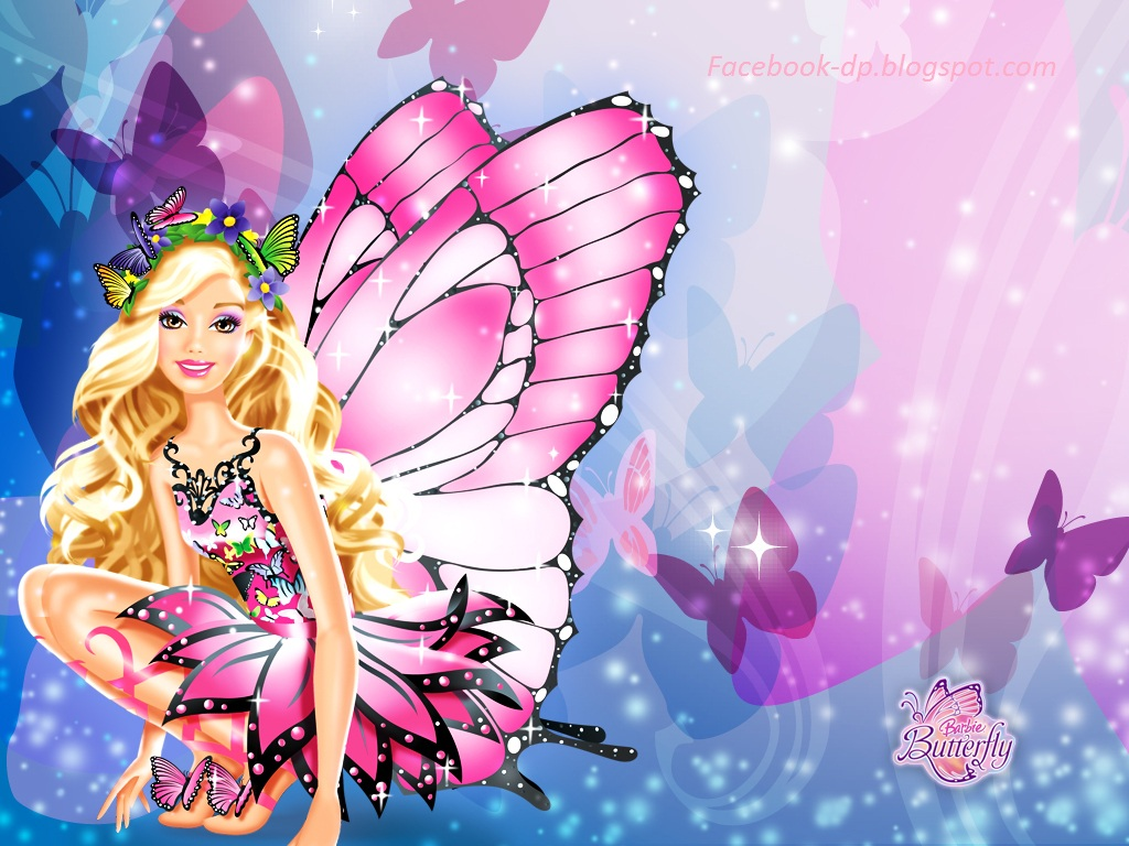 My Mobile Wallpapers For Facebook: Facebook Dp: Facebook Barbie Dolls-dp, Free Download Fb