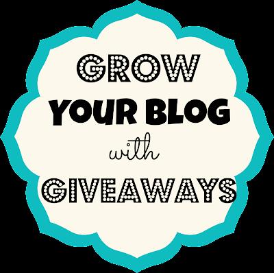 Grow Your Blog with Giveaways {rainonatinroof.com} #blog #blogging #grow #tips #giveaway