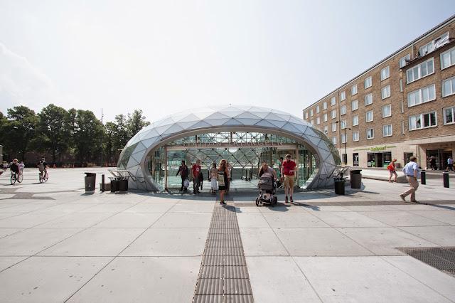 Stazione trianglen-Malmo