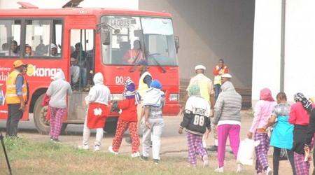 150 nigerians rescued from libya