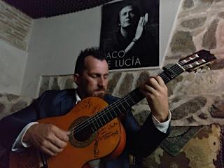 Félix Crujera, dedicado a Paco de Lucía