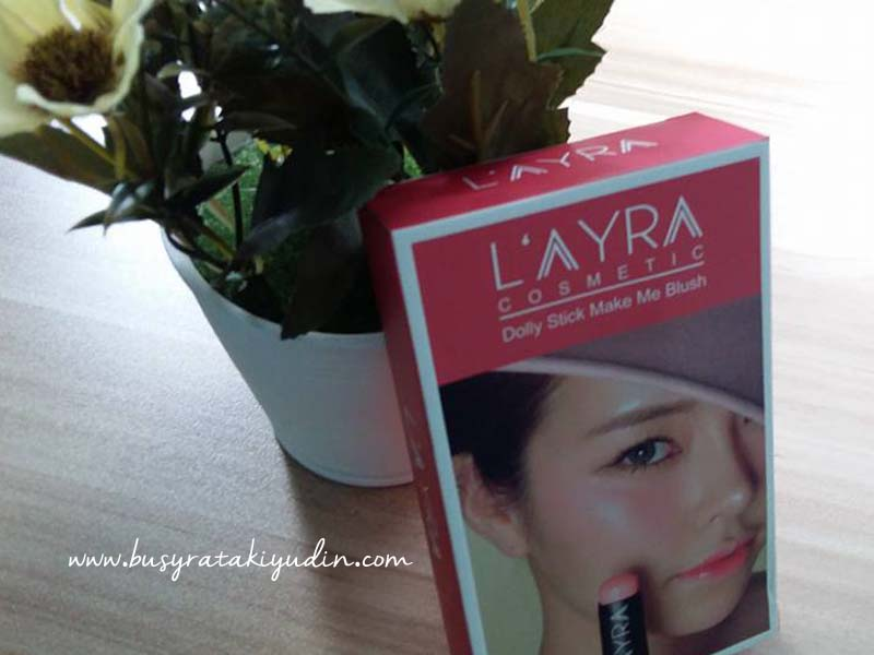 L'AYRA | DOLLY STICK MAKE ME BLUSH 4 IN 1 DAP-DAP SEMINIT DAH SIAP