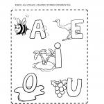 Atividades com Encontros Vocálicos para Alfabetização