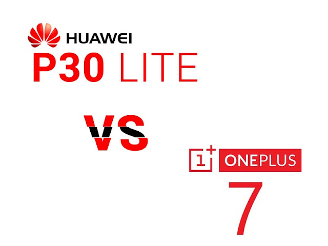 Users are eagerly waiting for this telephone OnePlus vii Pro VS Huawei P30 Lite