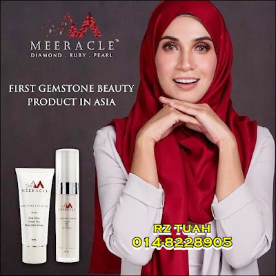 meeracle gemstone cleanser & serum