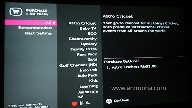 cara langgan astro preview percuma 48 jam terbaru, terbaru cara dapatkan channel astro percuma, astro percuma 48 jam, tips tonton astro percuma,
