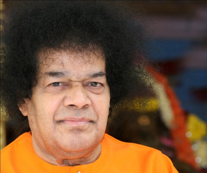 Bhagawan Sri Sathya Sai Baba Photos Beauty