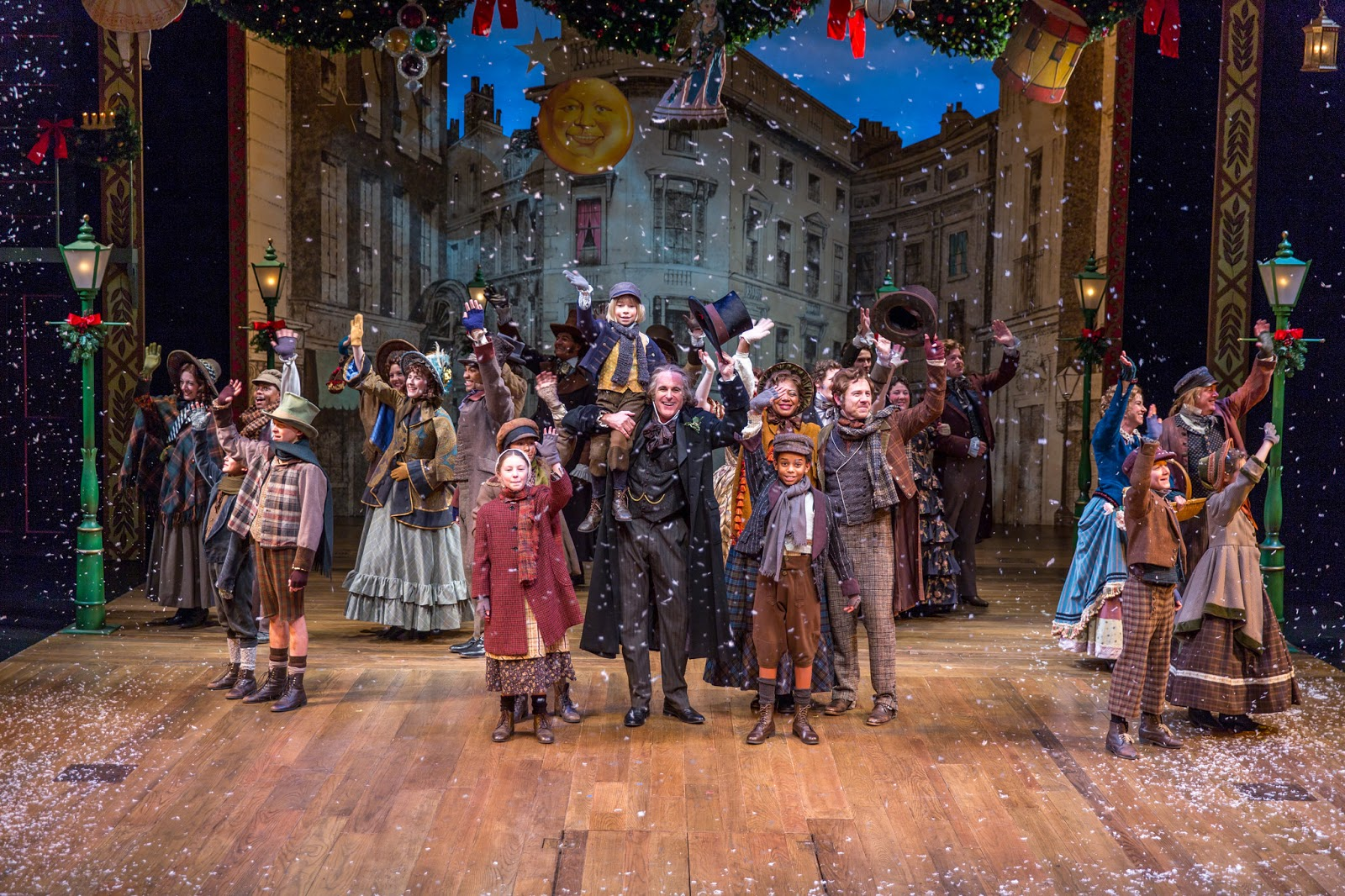 Why Your Family Should See A Christmas Carol In The Theater | Building Our Story