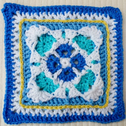 Gothic Square - Free Pattern