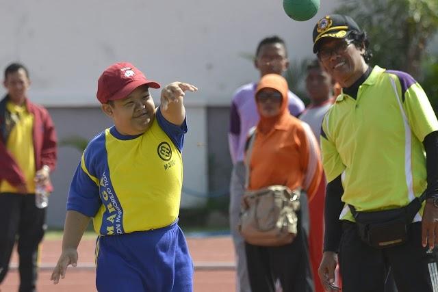 Regenerasi Atlit, Pemkot Surabaya Gelar Turnamen Khusus ABK