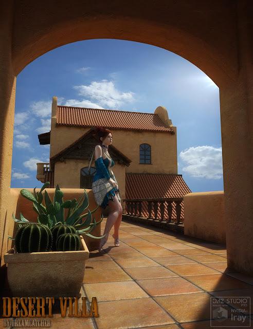 Desert Villa